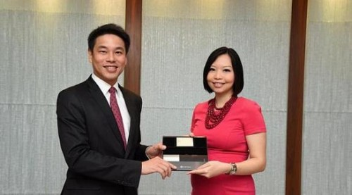 OCBC aims to be top credit-card player here