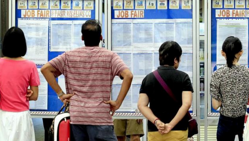 Fewer complaints of bosses hiring foreigners over locals