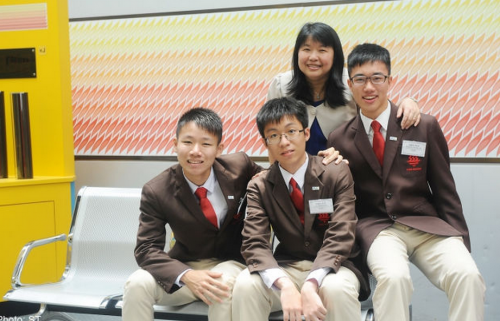 What Heng wants: Young students with interest in research