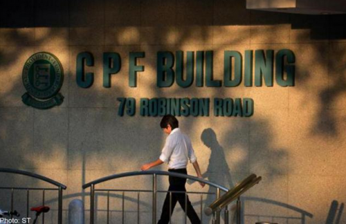 CPF to sell its Robinson Road building