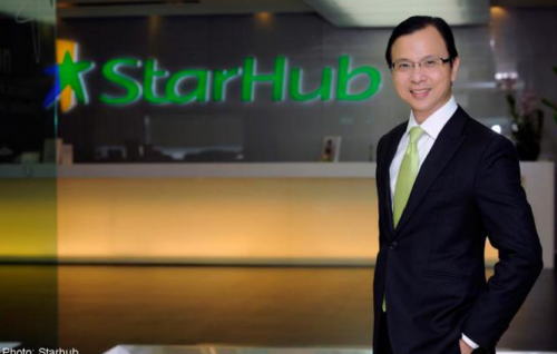 Poor boy grows up to be StarHub boss