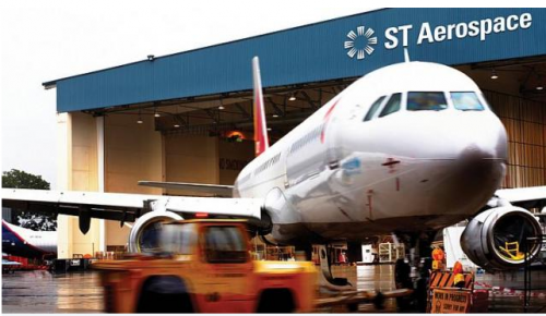 ST Engineering's aerospace arm wins jobs worth $298 million in Q1