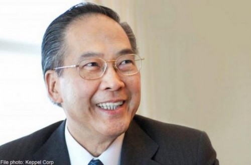 Keppel Corp independent director Tony Chew to retire