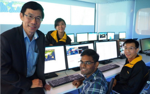 NTU gives students hands-on training with real satellites