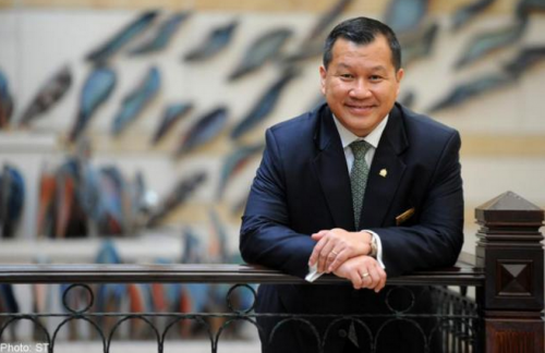 Veteran hotelier seeks to groom new industry talent