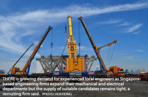 Singapore companies continue to face shortage of skilled engineers