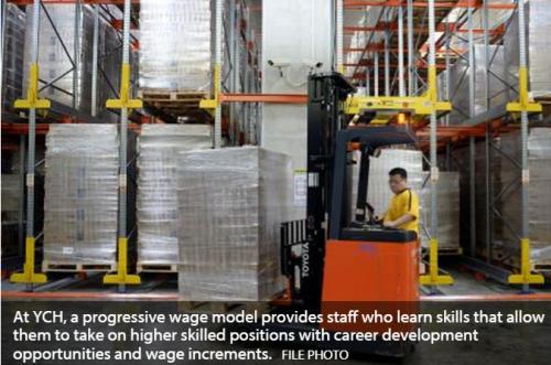 Evolving logistics sector calls for new skill sets