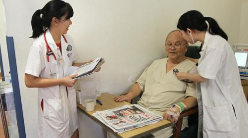 NUS medical students get to know the needs of elderly patients