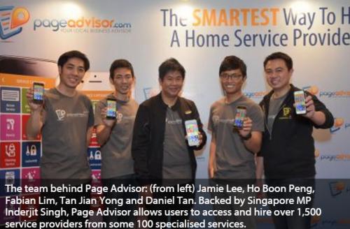 Two startups aim to take SMEs to next level