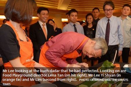 PM Lee: Make service part of S'pore culture, DNA