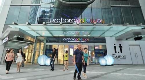 Singapore world's No. 2 spot for new retail brands: CBRE