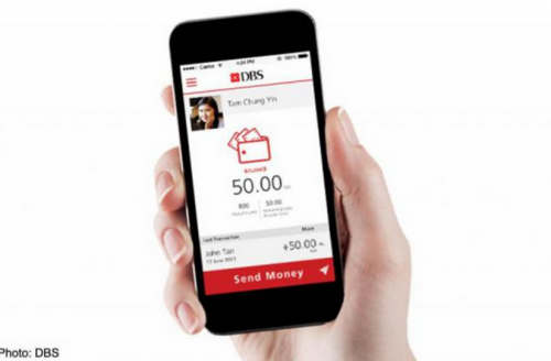 Bank apps with mobile payment services on the rise