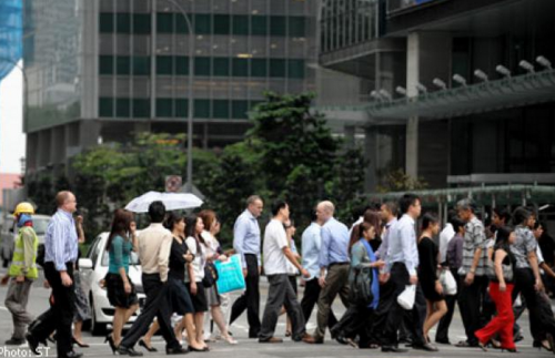 More Singaporeans opting for part-time jobs