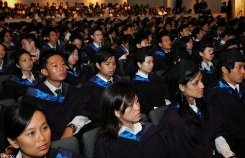 Law graduates lower bar of expectations