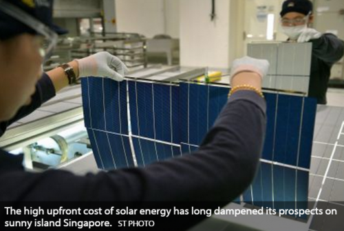 New business models set to shake up solar energy sector