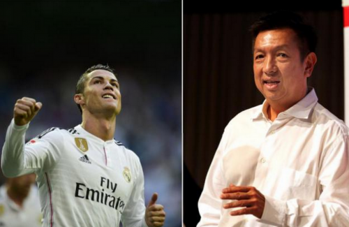 Singapore billionaire acquires Ronaldo image rights