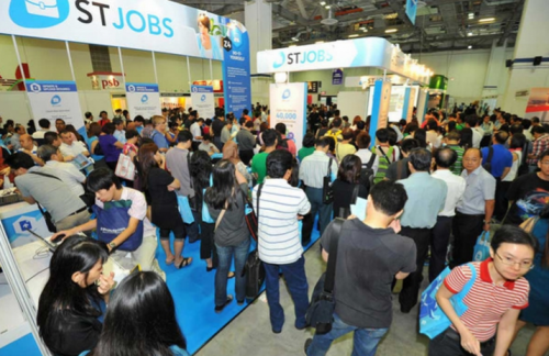 Shop for a job that fits at STJobs Career and Development Fair 2015