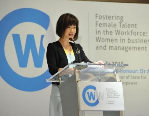 More effort needed to develop female leaders here: Amy Khor