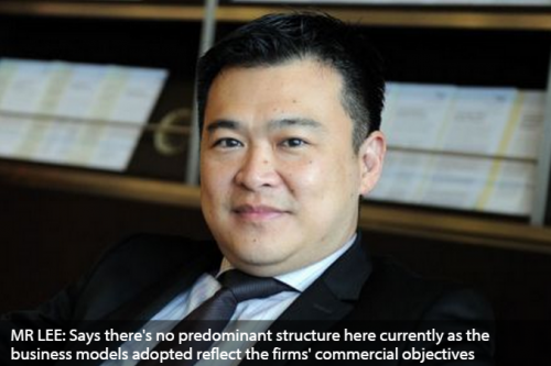 Tie-ups changing face of legal business in S'pore