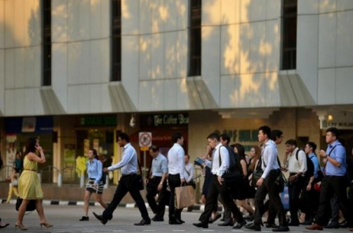 Hiring boost for S'poreans