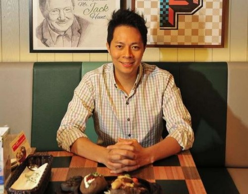 COO Jerry Lim spearheads facelift for restaurant chain Jack's Place