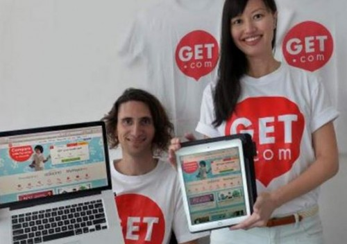 GET.com to build up website, launches credit card deal