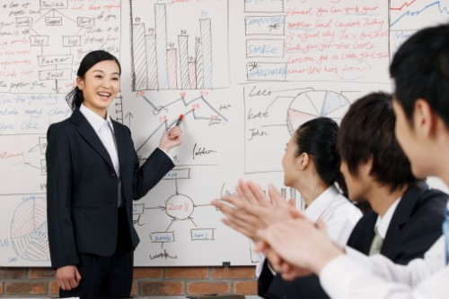 Be An Engaging Presenter