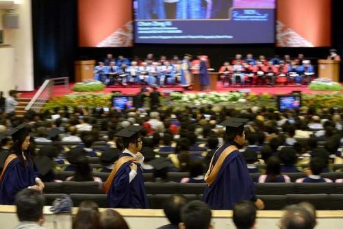 NUS, NTU in top 13 of World University Rankings