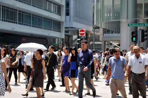 Total employment, productivity down in first half of 2015