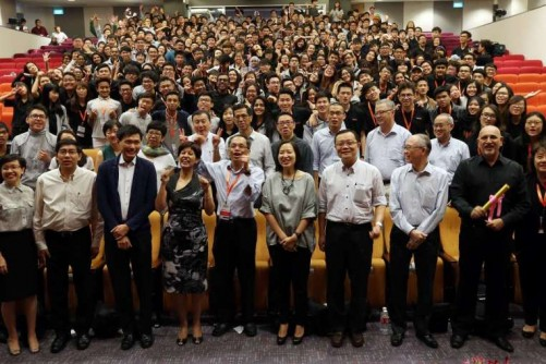 Indranee: Building economy while keeping Singaporean core a