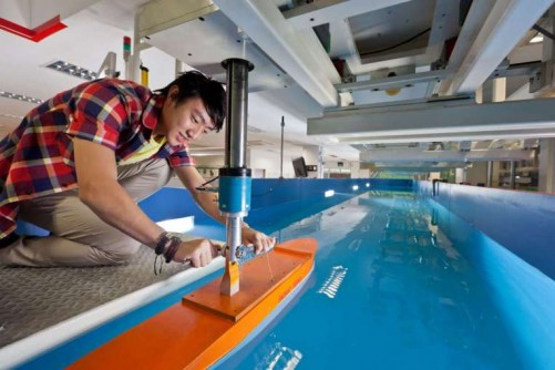 More training and mentorship for students and fresh polytechnic graduates in marine industry