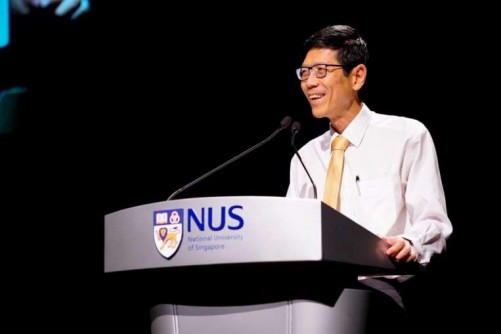 NUS president Tan Chorh Chuan first Singaporean elected to the National Academy of Medicine