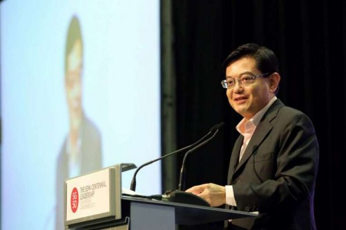 Design jobs for employees, especially young ones, urges Finance Minister Heng Swee Keat