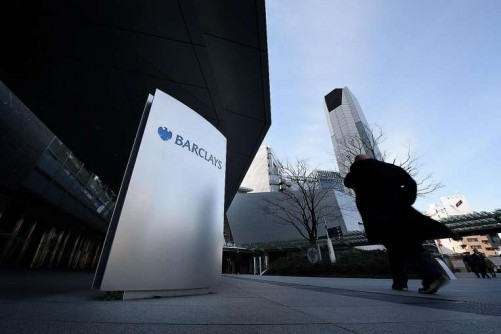 Barclays laying off 100 employees in Singapore