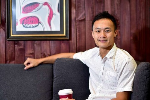 Why Singaporean Eddy Lee gave up Silicon Valley career to head home
