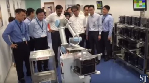WDA programme aims to match mid-career PMETs with vacancies in wafer fabrication