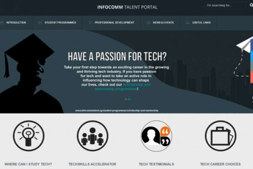 New portal with 380 infocomm technology courses and certifications launched