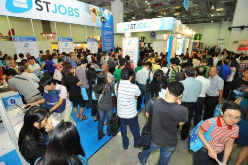 Free career services and 500 jobs on offer at this weekend's STJobs fair
