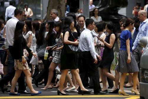 Private sector wage growth stable while fewer firms made a profit in 2015, says MOM report
