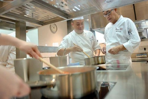 Culinary institute aims to spice up F&B industry