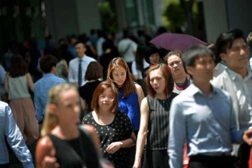 Skills gap between younger and older Singapore workers: OECD study