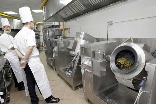Food industry welcomes plan to reduce reliance on manpower