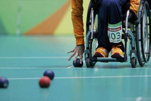 Sports for those with disabilities