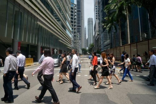 Tech disruption may push up unemployment rate