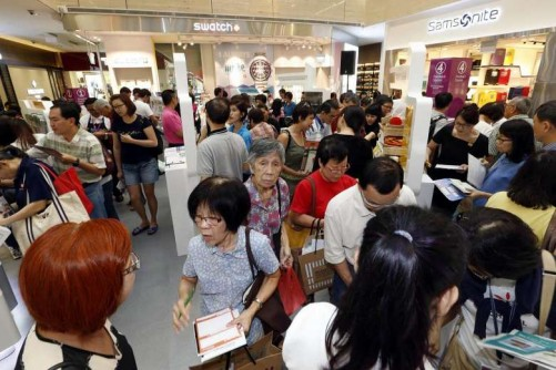 126,000 Singaporeans pick up new skills in first year of SkillsFuture Credit scheme