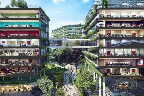 Punggol North to be 'enterprise district' with new urban concepts
