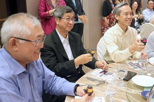 Work for as long as you can, says Lim Boon Heng