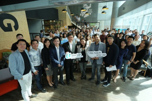 NTUC launches initiative to meet startups' labour needs