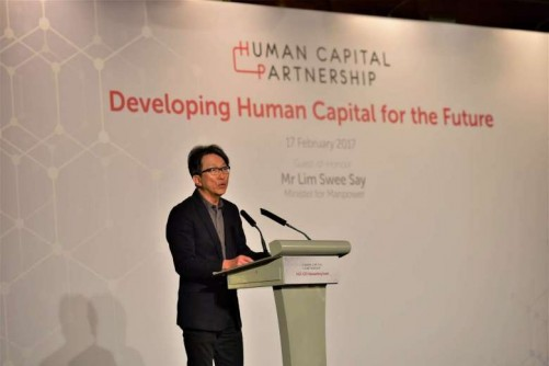 74 companies recognised as Human Capital Partners for their efforts to develop staff