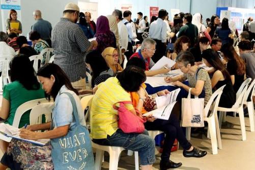 Job fair targets older workers